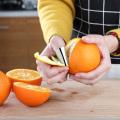 Finger Guard Protect Finger Sheller Vegetable Nuts Peeling Knife Cut Finger Protection Stainless Steel Kitchen Tool Gadgets