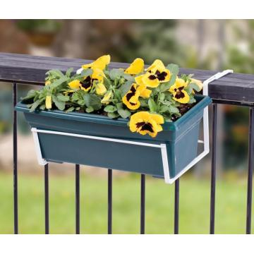Flower Box Holders trough planter bracket deck