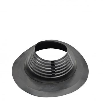 Spray painting inclined Round waterproof Pipe Boot