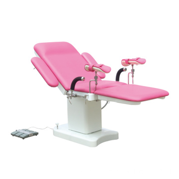Delivery table color optional gynecological obstetric bed