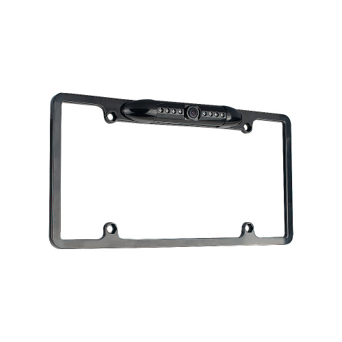 Canada License Plate Backup Camera Zinc Alloy Material