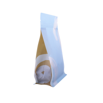 Smell Proof Home Compostable Coffee Bag with Valve