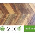 House Decoration Herringbone Parquet Laminate Flooring