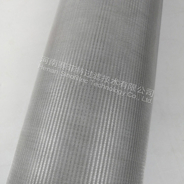 Stainless steel Sintered 5- layers Wire Mesh Elements