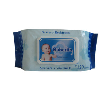 Professional Skin Care Baby Wet Wipes