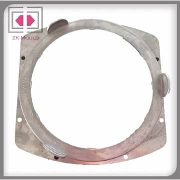 Aluminum Light Housing Cover Ring