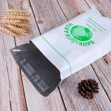 Custom Size Biodegradable Bags Online Shopping Delivery Bags
