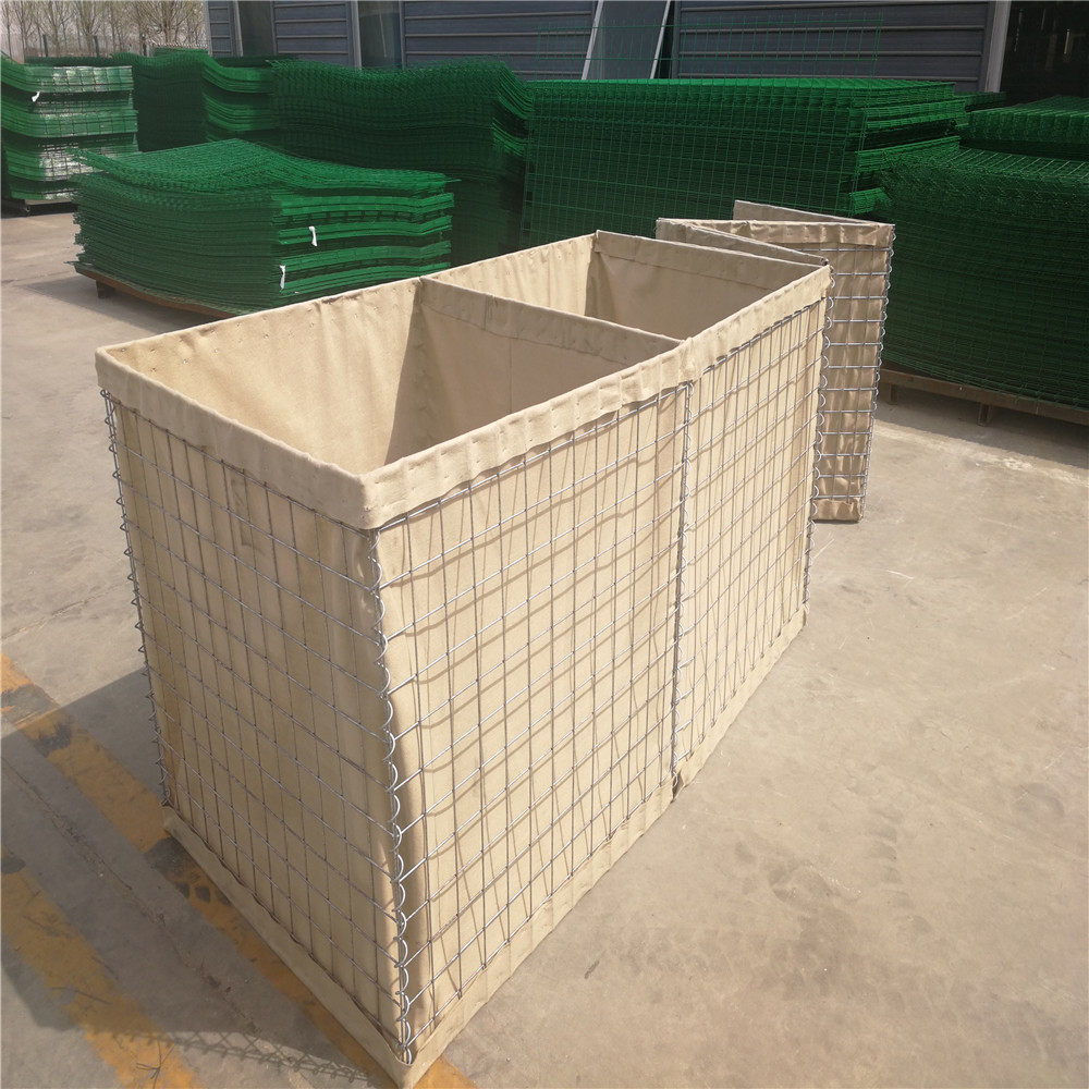 Hot Sale High Quality Hesco Barrier