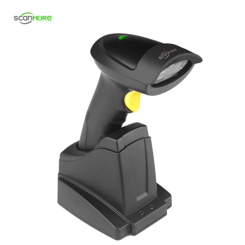 Cheap handheld barcode laser scanner 1d wireless reader