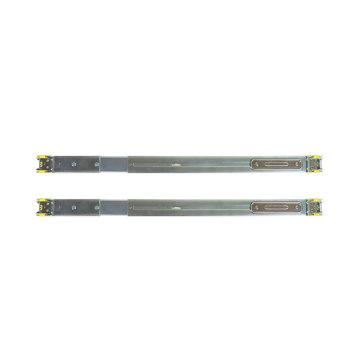 High quality 2U rackmount server slide rail 19inch storage case guide rail for 3U 4U hot-swap chassis 650MM