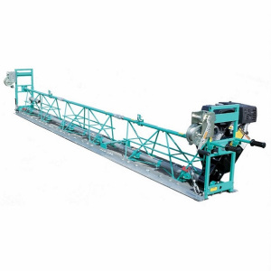 Vibrating Concrete Truss Screed Frame Leveling Machine