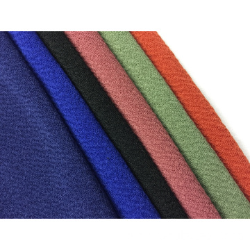 Polyester Spandex Pellet Solid Fabric