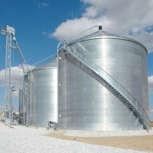 5000 Tons Grain Storage Silo