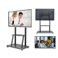 LCD touch screen video conference system