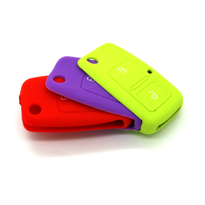 Smart Silicone Car Key Cover