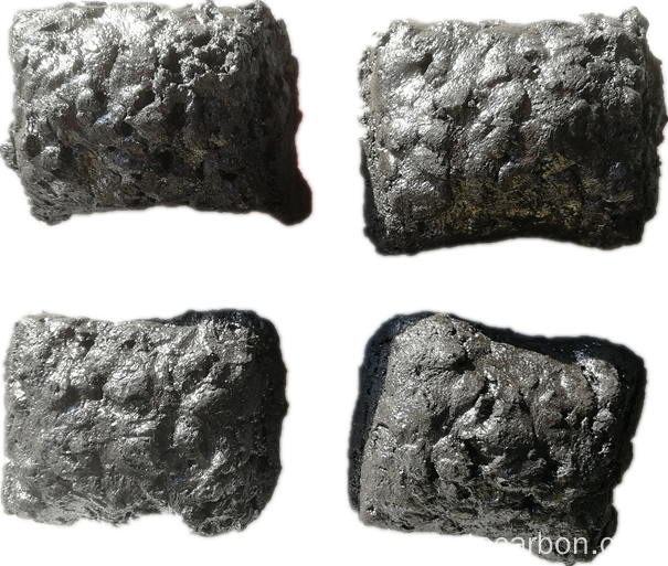 Soderberg/Carbon Electrode Paste briquettes for FeNi production