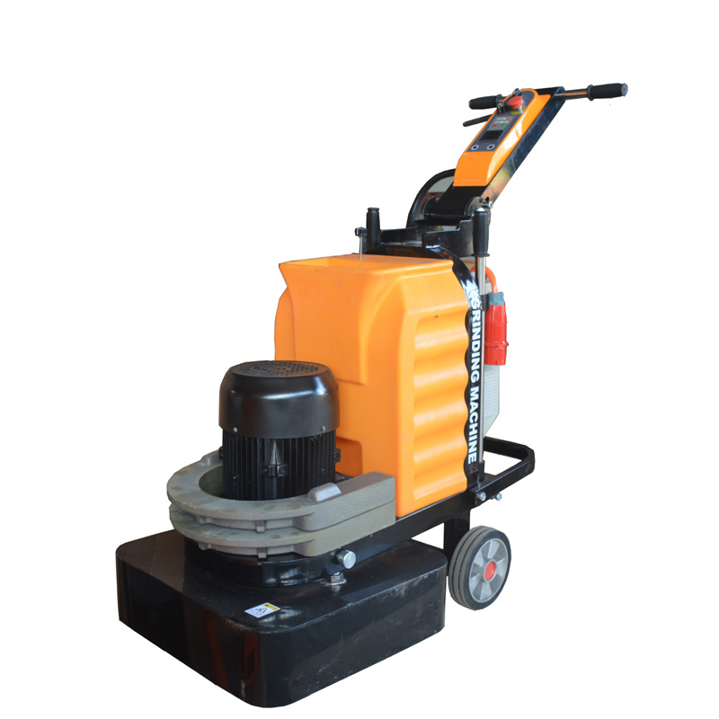 Planetary Concrete Floor Grinder 12 Heads