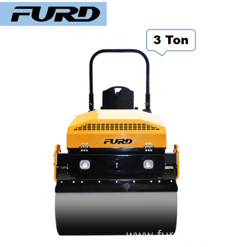 Famous Hydraulic Pump Vibratory Road Roller for Asphalt Application