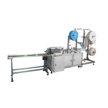 High Speed Flat Face Mask Machine