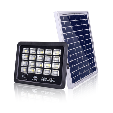 Solar Powered Motion Sensor Light for stadium