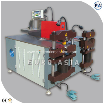 Busbar Processing Shearing Punching Bending Machine