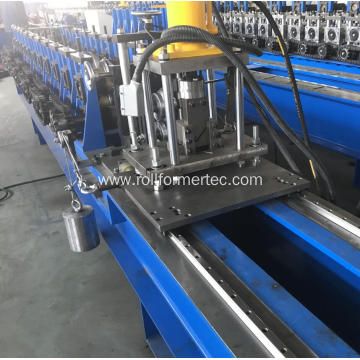 Custom made J profile rollforming line
