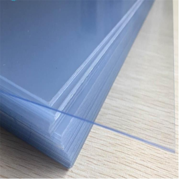 Pvc Plastic Mirror Sheets Bright Black Film Cheap