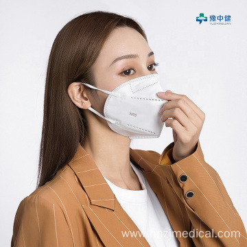 High Quality 5ply Protective Earloop Face Mask