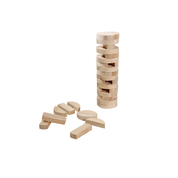 Wooden Top Tower For Adults  Family