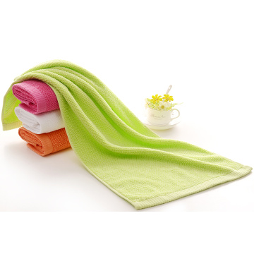 Discount Lime Green Hand Towels 100% Cotton