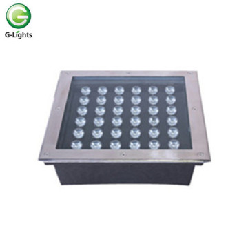36watt Square Recessed LED Underground Light