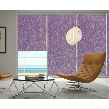 Jacquard Blind Curtain Shades Dyed