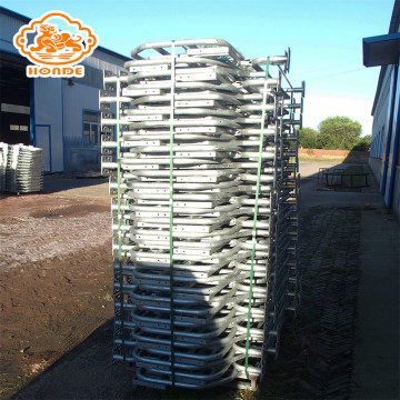 Best price galvanized farrowing pen