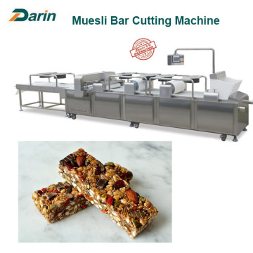 Granola Bar/Sesame Bar /Peanut Bar Forming Cutting Machine