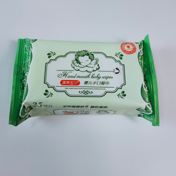 First Quality Natural Organic Hypoallergenic Baby Wipes