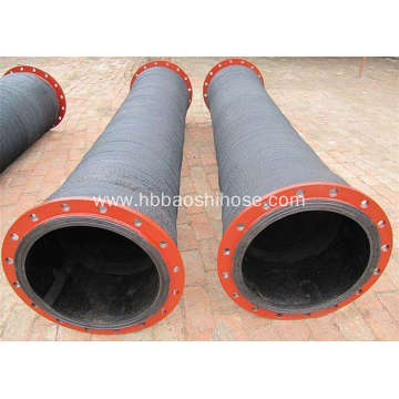 Common Flexible Flanged Mud Suction Hose