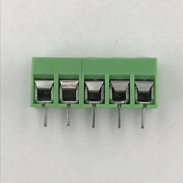 Euro style PCB green small screw terminal blockpitch