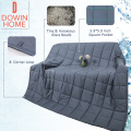 Cooling Bamboo Weighted Blanket 15lbs