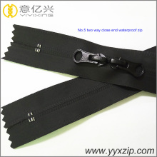 Heavy Duty No.5 Two Way Waterproof Zipper