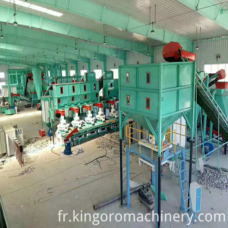 Wood Pellet Packing Machine