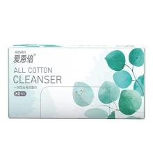 Non-woven Soft Makeup Disposable Cotton Simple Face Wipes