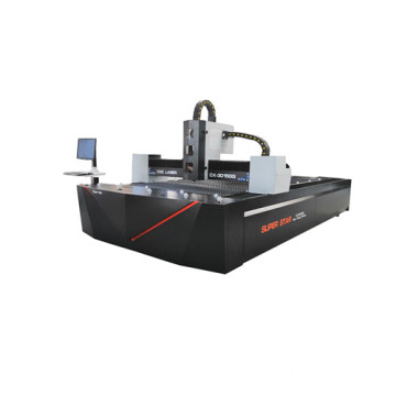 SUPERSTAR cnc fiber laser cutting machine engraving cnc