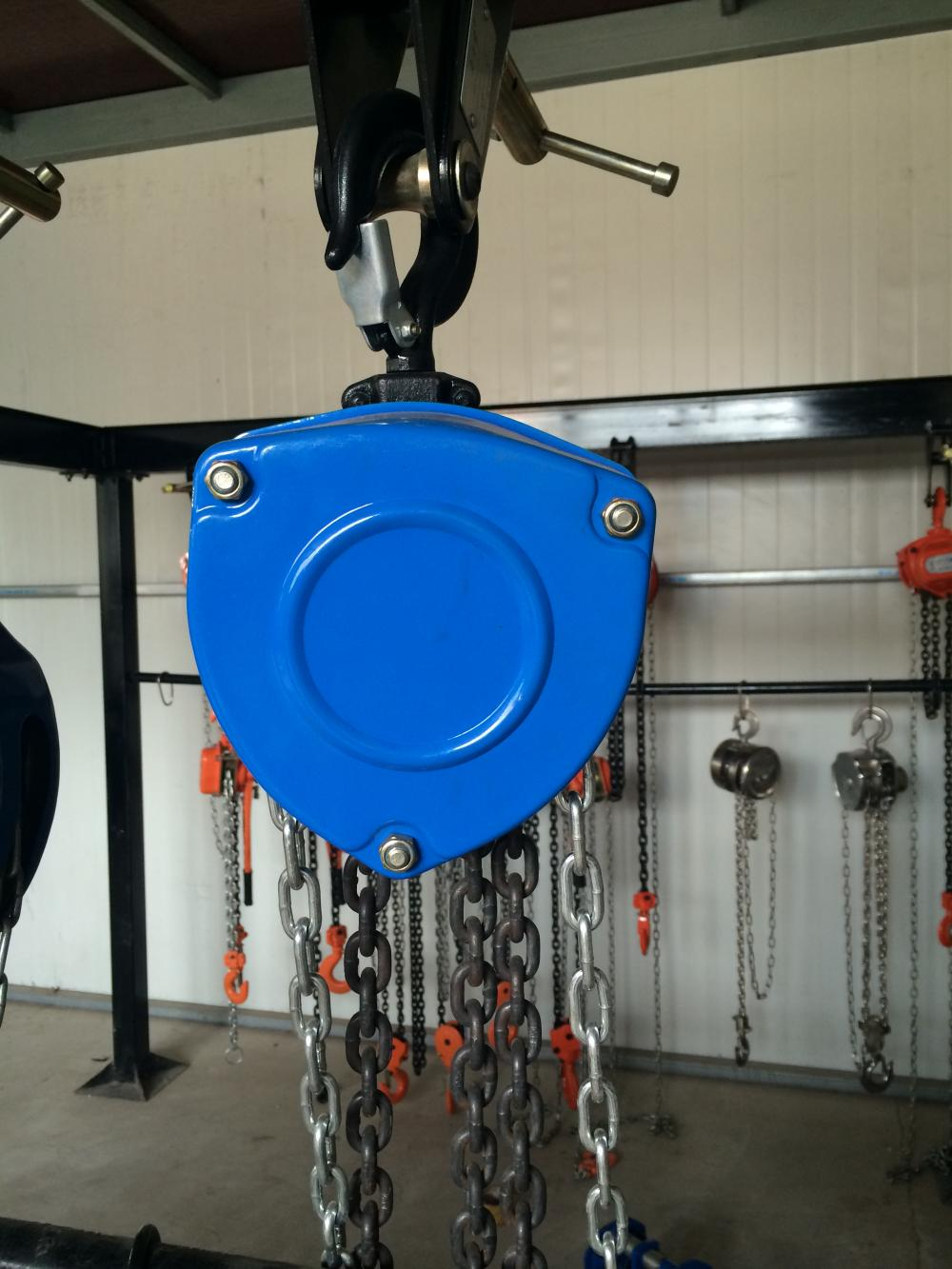 High Quality HSC Manual Hand Lifting Pulley Blocks
