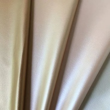 Embossed Lichee Soft Surface PU Leather for Garment