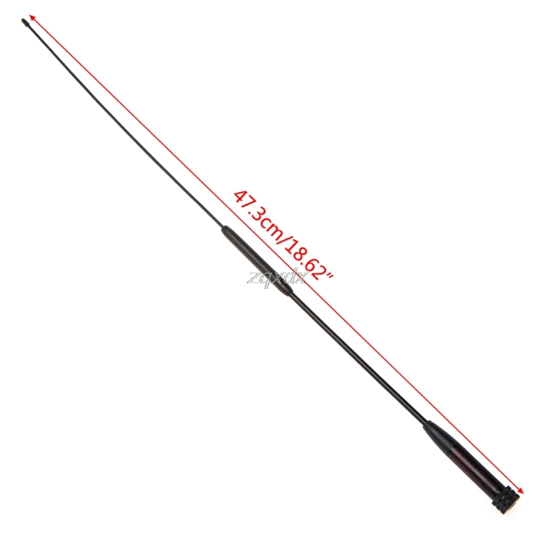 RH901S SMA-M Male Dual Band Antenna for YAESU VX6R VX160 TH-F5 TYT communication antenna