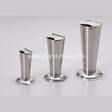 Low Price Of  Stainless Steel Tweezer Canister