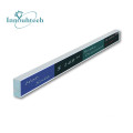 Supermarket P1.5 SMD Smart Shelf LED Display