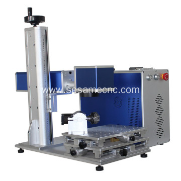 Aluminum Fiber Laser Marking Machine for Buckles Cookware