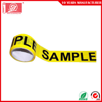 Customized Logo And Satisfaction Guarantee Tape