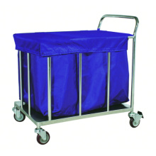 Hospital Stainless Steel Practical Dirt Trolley
